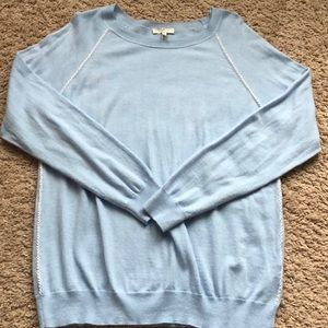 Baby blue Joie Sweater